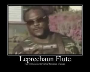 LeprechaunFlute